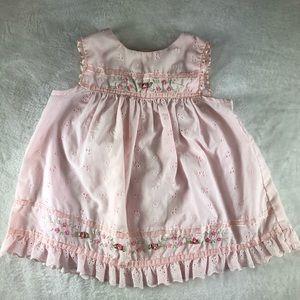 Vintage Little Bitty Childs Size 2T Girls Dress